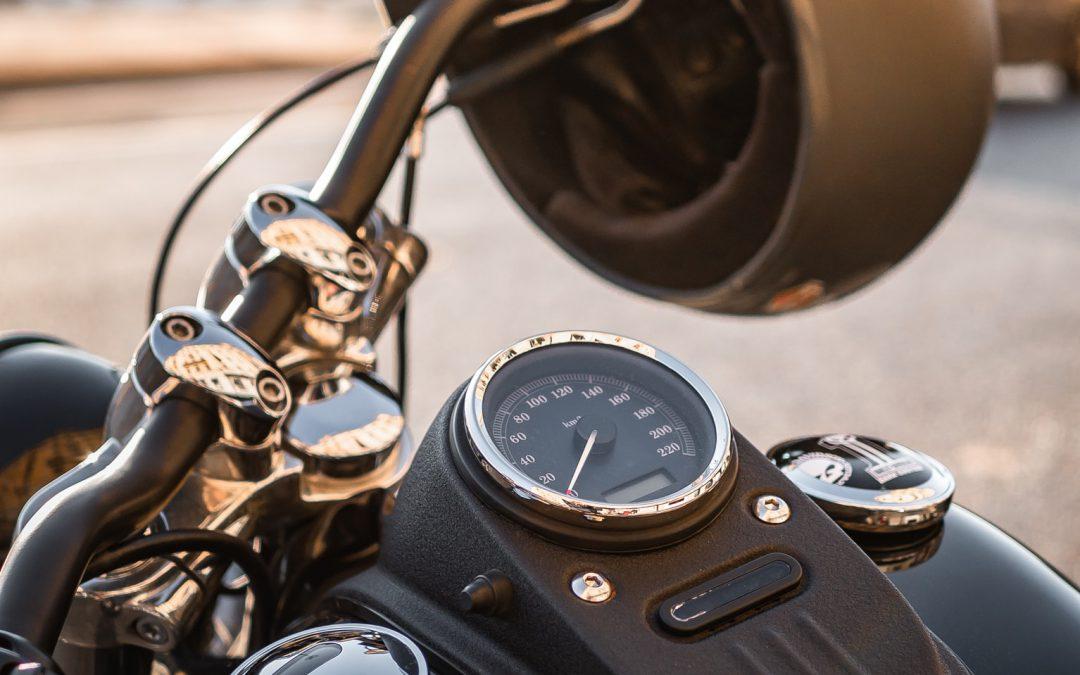 Ende der Motorradsaison